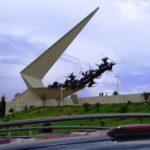 Монумент Битва Варгас, г. Паипа, деп. Бойака