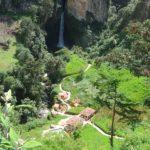 Водопад Тахумбина, деп. Нариньо