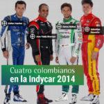 Участники от Колумбии в Индикар-США