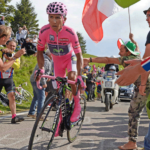 Наиро Кинтана - 2е место в общем зачете в Джиро дИталия 2017